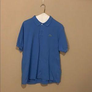 Men's Lacoste Polo size Medium